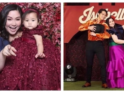 Ginastusan talaga! Robin Padilla & Mariel Rodriguez's baby Isabella Padilla celebrates 1st birthday with a Spanish-themed party