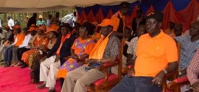 Jubilee leader sarcastically responds to Raila man over Uhuru's funds