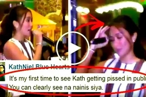 Her real attitude revealed: Watch Kathryn Bernardo get upset during mall show! The reason will shock you!