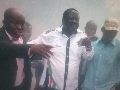 Raila's ODM threatens to revive IEBC demos