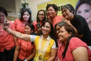 VP Leni: The Filipina WOMAN can stand PROUD and STRONG!