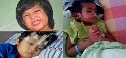 Kawawa naman yung bagets! Poor mother asks netizens for financial help for ailing daughter