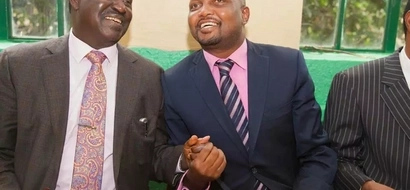 You are idiots and cows- Moses Kuria tears into Raila Odinga supporters