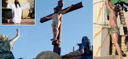 See Christian theme park with 12-meter statue of Christ blessed by the Pope (photos)