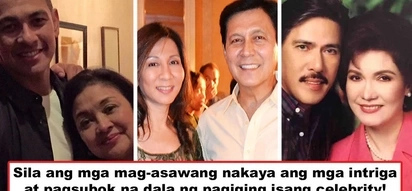 Hindi nila sinukuan si forever! 10 showbiz couples who prove marriage can last for a lifetime even for celebrities