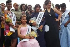 Buruburu lady who stabbed boyfriend to death wins beauty contest