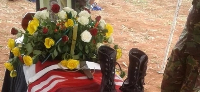 KDF soldier killed in Kulbiyow wanted to quit, this is what he told his wife