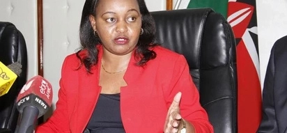 Meet Anne Waiguru when she was a high school student... she was extremely gorgeous (photos)