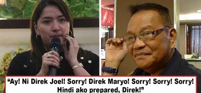 Si Direk Maryo po namatay hindi si Direk Joel! Ara Mina accidentally offers eulogy for Direk Joel Lamangan instead of Direk Maryo J.