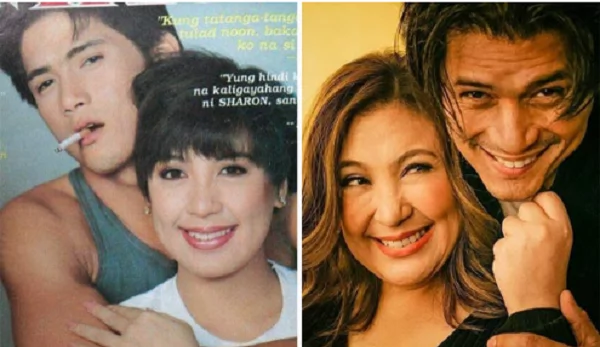 Kinabog talaga si Taylor Swift! Sharon Cuneta reveals all the 'men' in her life