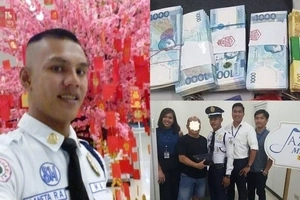 Find Out What This Security Guard Replied After He Was Offered A Reward For Returning A Bag With Huge Amount of Money!