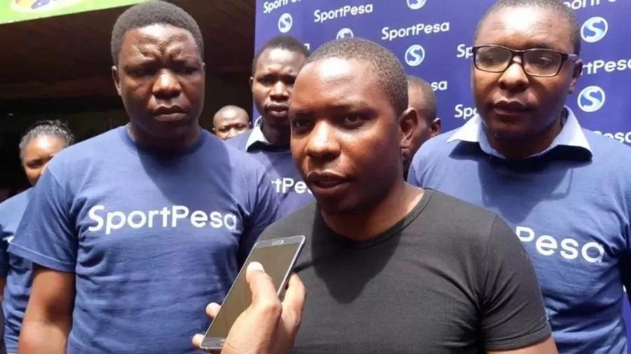 Samuel Abisai Sportpesa jackpot winner