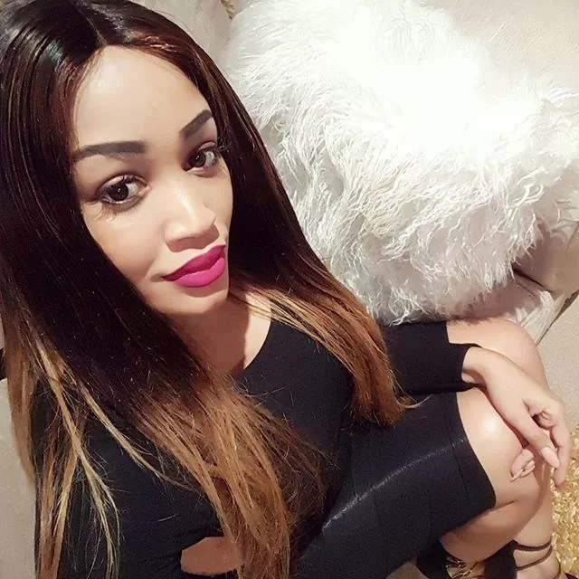 Diamond's wife promises to cheat on him anytime