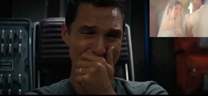 Pati siya rin! Matthew McConaughey cries with us in Jollibee's heartbreaking 'Vow' ad