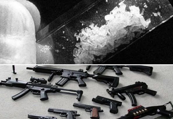 Wonder where most drugs are sourced? It's in Bilibid