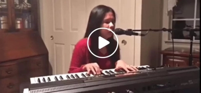 Blind Pinay singer leaves netizens breathless with her angelic cover song