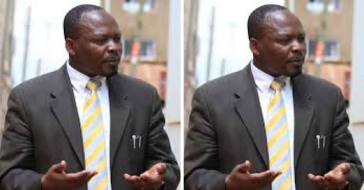 Meet man who has dared to vie for MP under ODM ticket in Nyeri (video)