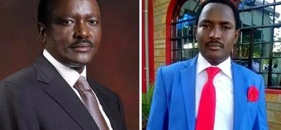Kalonzo azungumza kuhusu jamaa wa Kiambu anayesemakana ni MTOTO wake (picha)