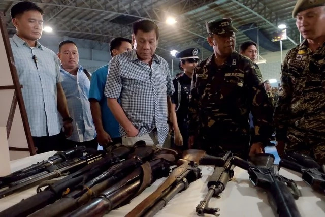 Abu Sayyaf beheads teen; Duterte vows group's destruction