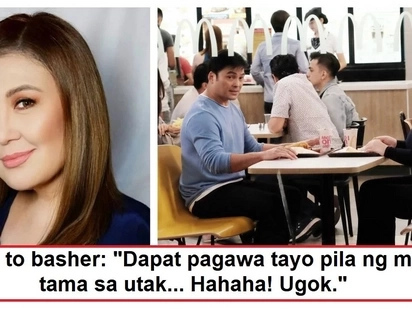 "Tinawag na ""ugok"" ni Mega! Furious Sharon Cuneta slams basher of her TV commercial"