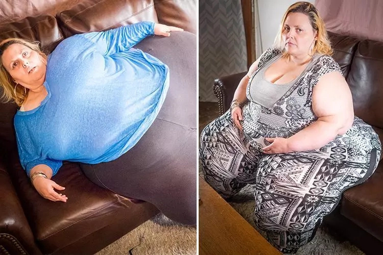 This woman is on a mission to have the world's biggest hips (photos)