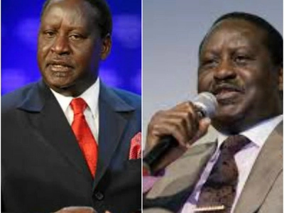 Raila Odinga and team shift mega rally that was planned in William Ruto's backyard