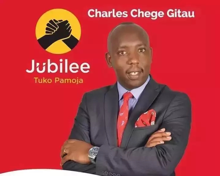 Did Jubilee MP Aspirant fake his own Kidnapping?