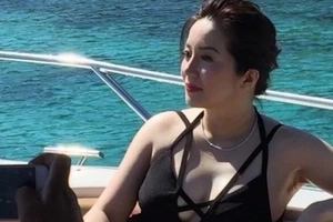 You will be shocked how much stuff Kris Aquino owns while moving to her new home