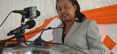Anne Waiguru speaks about running for Nairobi governorship in 2017