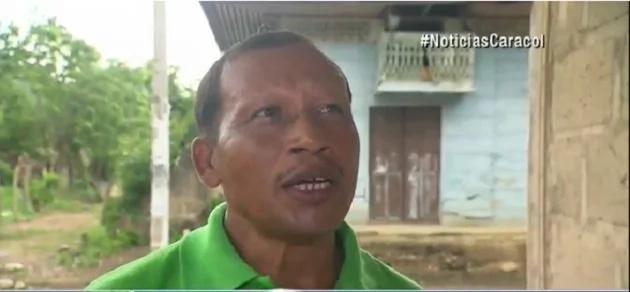 Campesinos masacrados con golpes y alambre de púas