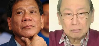 Duterte to Joma Sison: Welcome home