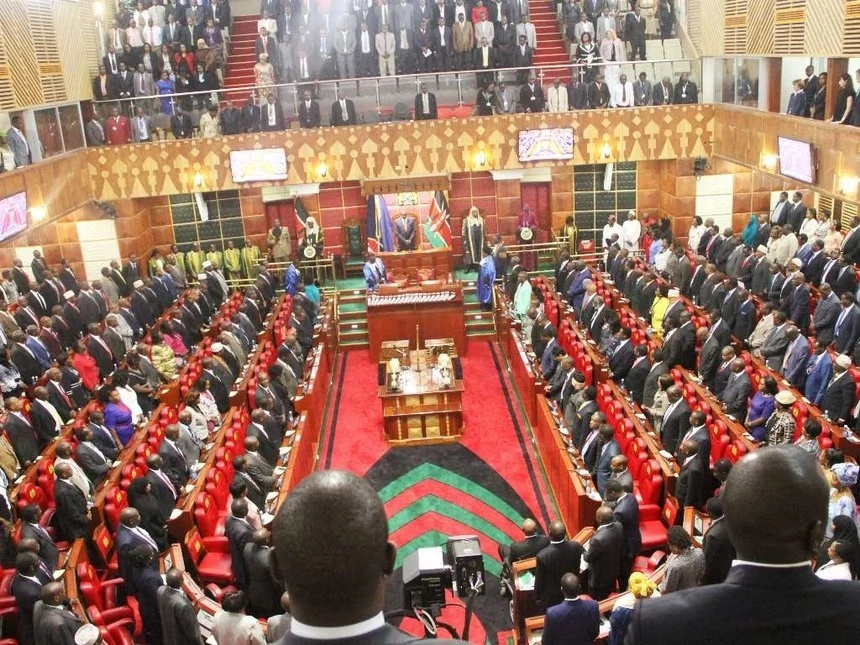NASA, Jubilee MPs join forces to hatch plan for more pay/perks