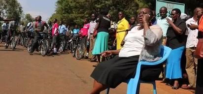 Arrest warrant issued against Raila Odinga's sister lifted