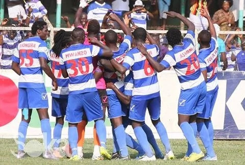 AFC Leopards clinch their first major win against Thika United