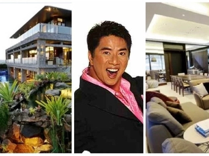 Sarap maging mayaman! Willie Revillame's Tagaytay Mansion proves that he is one of the richest man in our country