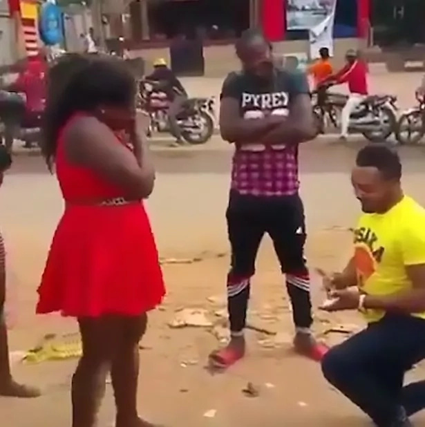 Man Stages Hit And Run So He Can Propose To His Girlfriend