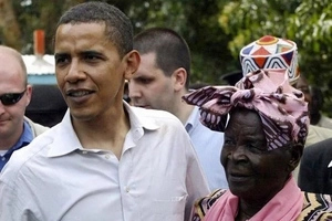 Here is what will happen to Mama Sarah Obama's security as Trump takes over