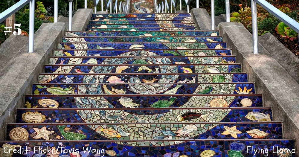The strangest and most interesting staircases you'll want to see for yourself