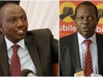 Letter from London: Why Ruto had to step in after shambolic Jubilee nominations