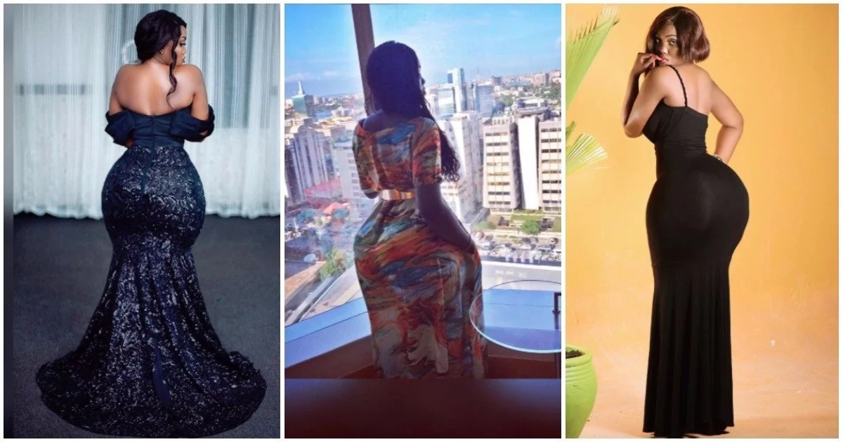 Tanzanian model Sanchoka knocks Vera Sidika off with her well-shaped body, becomes the hottest model in town (photos)
