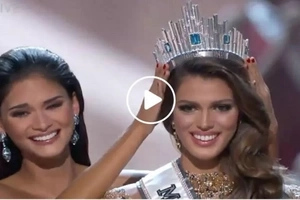Miss Universe France Iris Mittenaere is the newest queen of the Universe