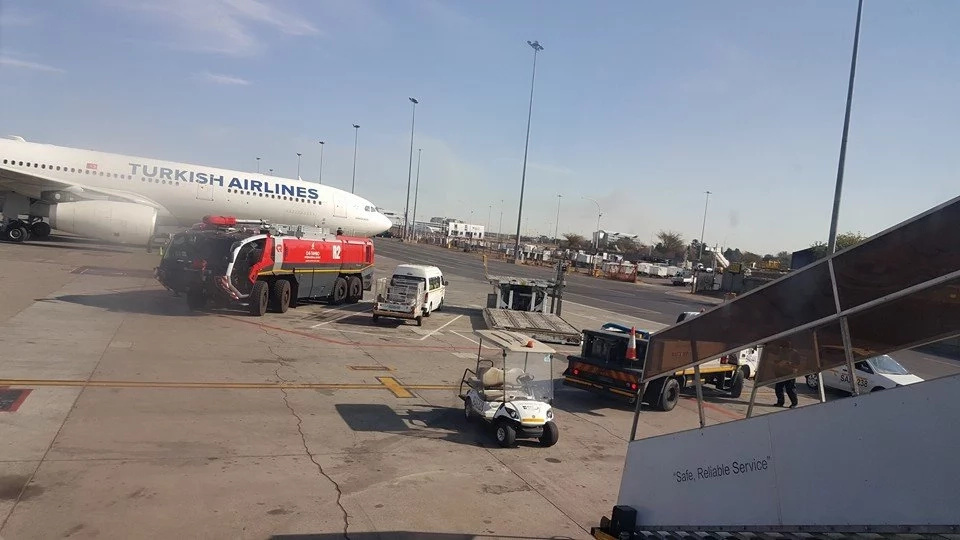 Kenya Airways plane forced to land after developing mishap