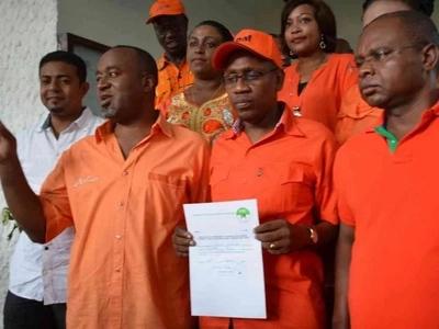William Baraka Mtengo wins Malindi by-election