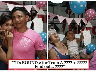 Hindi na nagpa tumpik-tumpik pa! Iya Villania and Drew Arellano Iya Villania are expecting second child