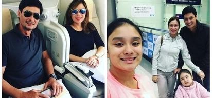 Family goals! Tonton Gutierrez and Glydel Mercado have a beautiful marriage & 2 wonderful daughters