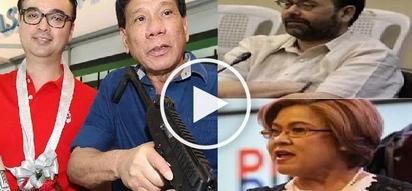 Cayetano blames De Lima, CHR for international outcry vs Duterte