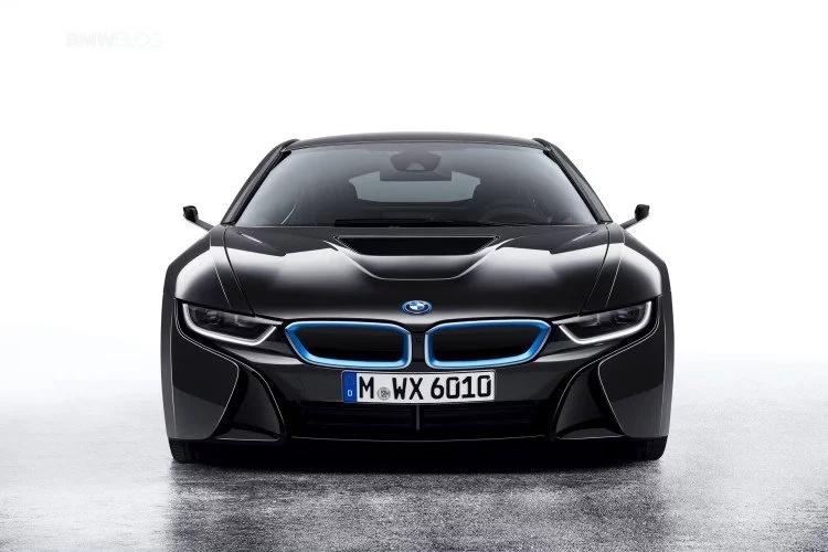 IMPRESIONANTE: Nuevo BMW i8, un vehículo sin espejos