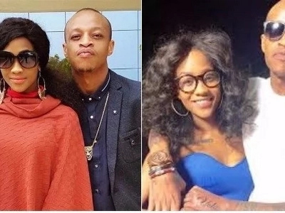 Rapper Prezzo removes ex-girlfriend Yola's tattoo on his hand