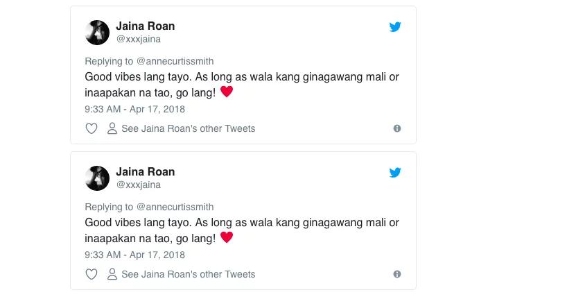 """Ay ang laki ng pata!"" Anne Curtis admits fear of harsh words from bashers"