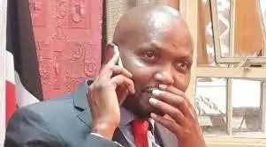 Confusion over which Miss World Kenya is dating Moses Kuria